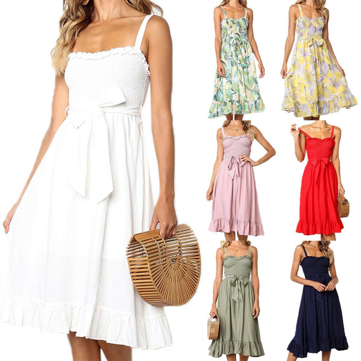 20 Perfekt Sommerkleid Weiß für 2019 Spektakulär Sommerkleid Weiß Stylish