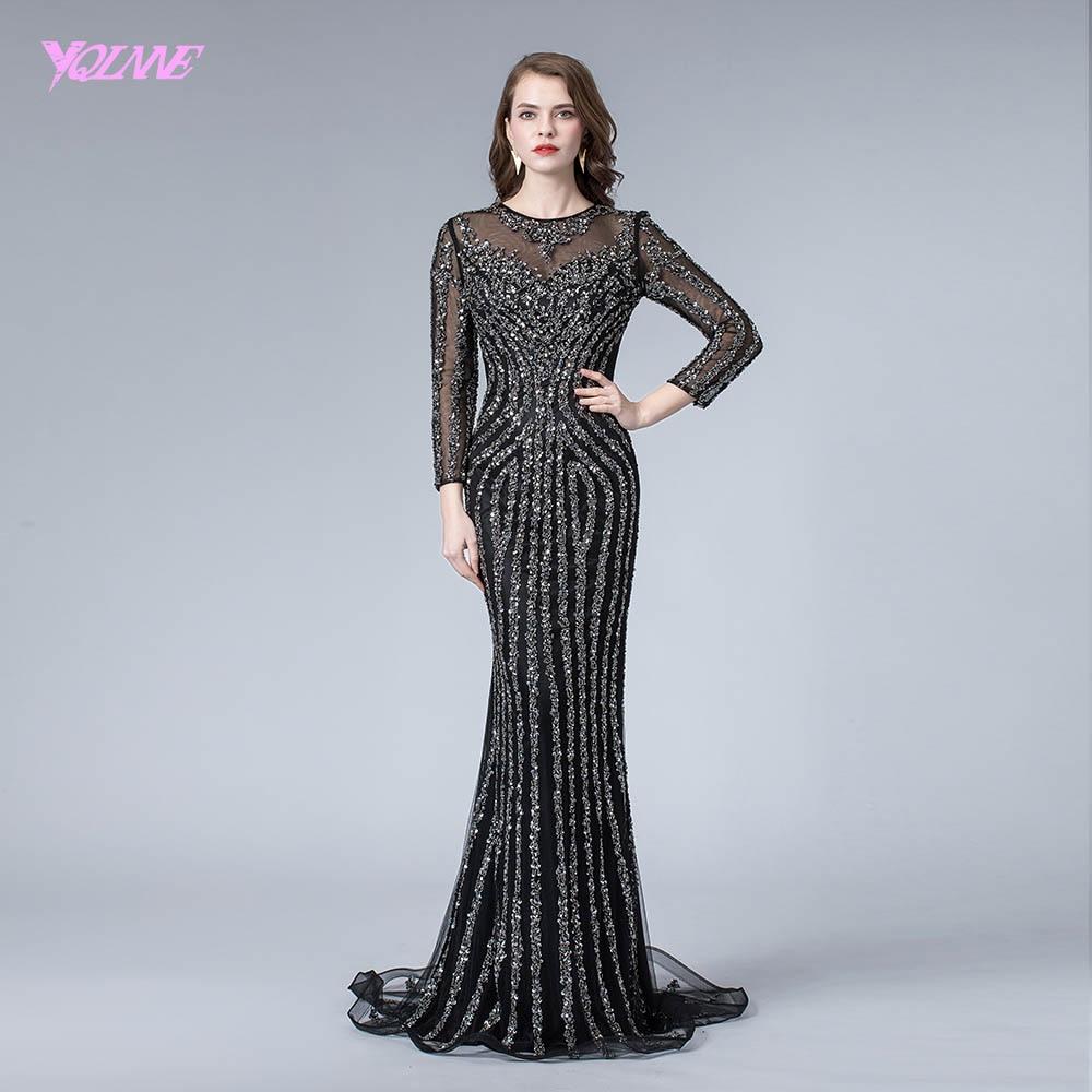 Abend Elegant Abendkleid Lang Bester PreisFormal Einfach Abendkleid Lang Spezialgebiet