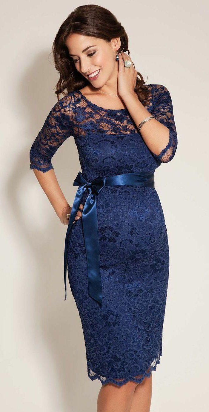 Designer Kreativ Abendkleid Umstandskleid ÄrmelDesigner Schön Abendkleid Umstandskleid Design