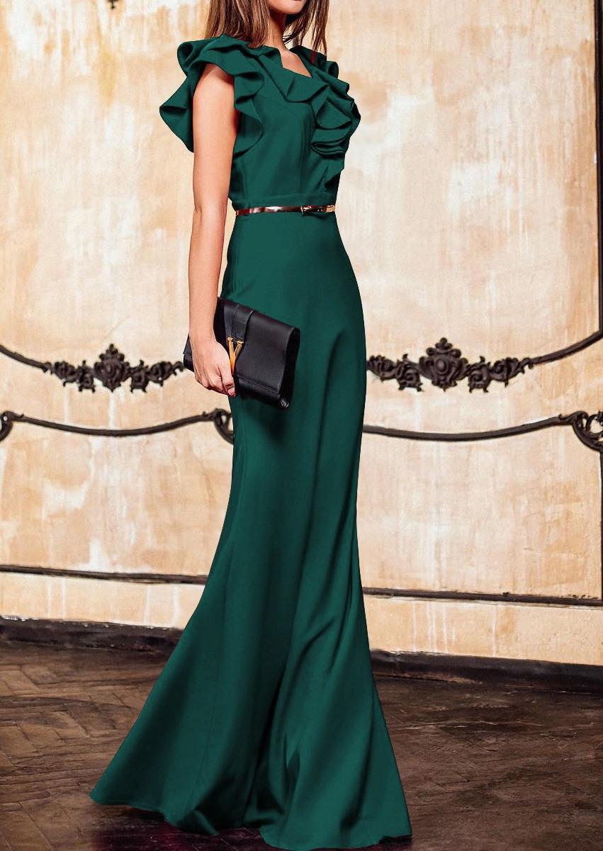 Abend Elegant Meerjungfrau Abendkleid Galerie17 Genial Meerjungfrau Abendkleid Ärmel