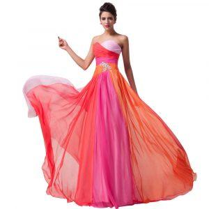 Formal Ausgezeichnet Bunte Kleider Für Hochzeit Ärmel15 Fantastisch Bunte Kleider Für Hochzeit Boutique