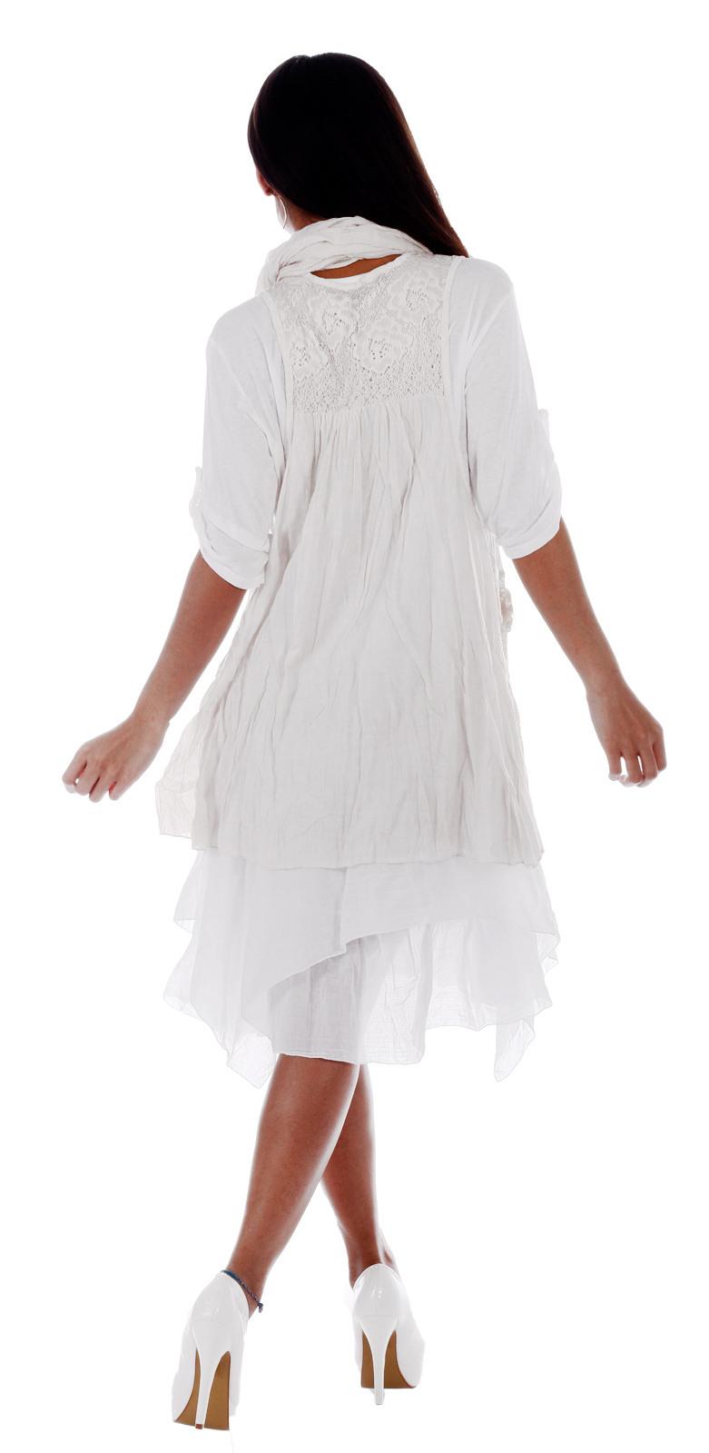 Abend Cool Sommerkleid Weiß für 201910 Schön Sommerkleid Weiß Boutique