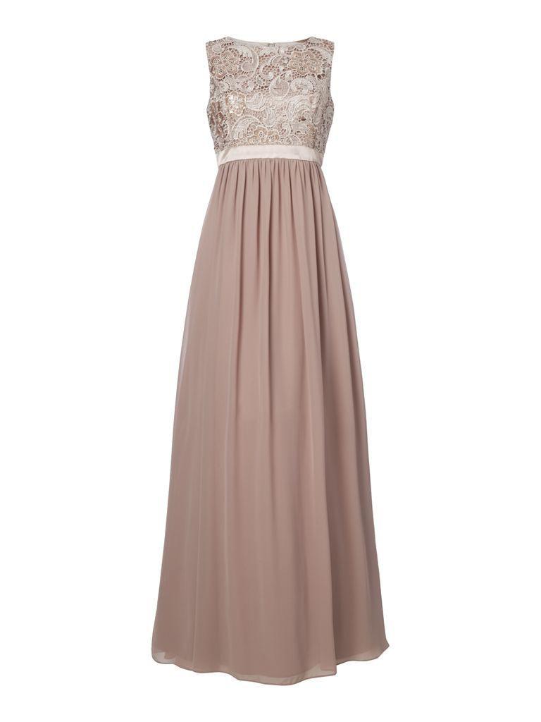 Abend Einzigartig P&C Abendkleid Dunkelblau Bester PreisFormal Luxus P&C Abendkleid Dunkelblau Design