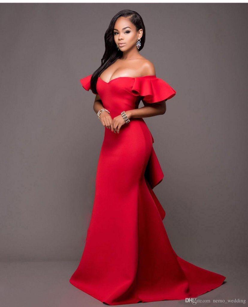10 Einzigartig Rote Abendkleider Lang Ärmel - Abendkleid