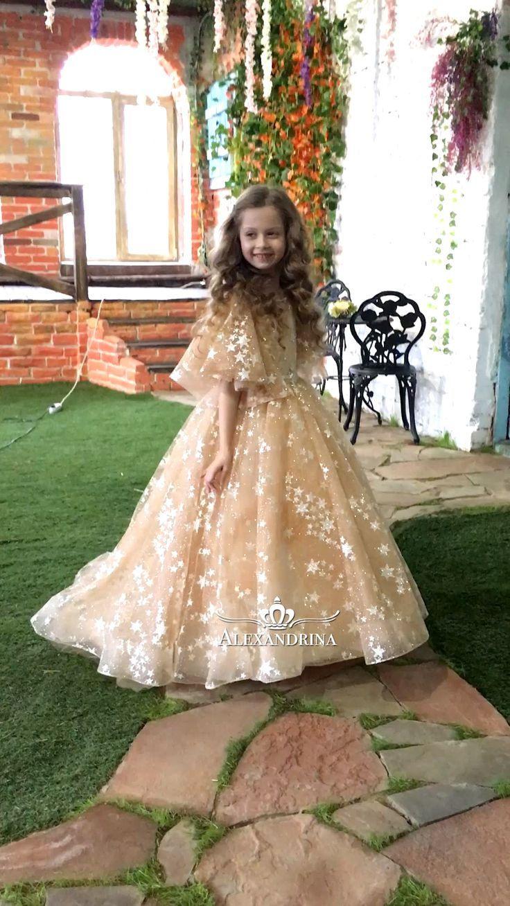 9 Erstaunlich Abendkleider Für Kinder Design - Abendkleid