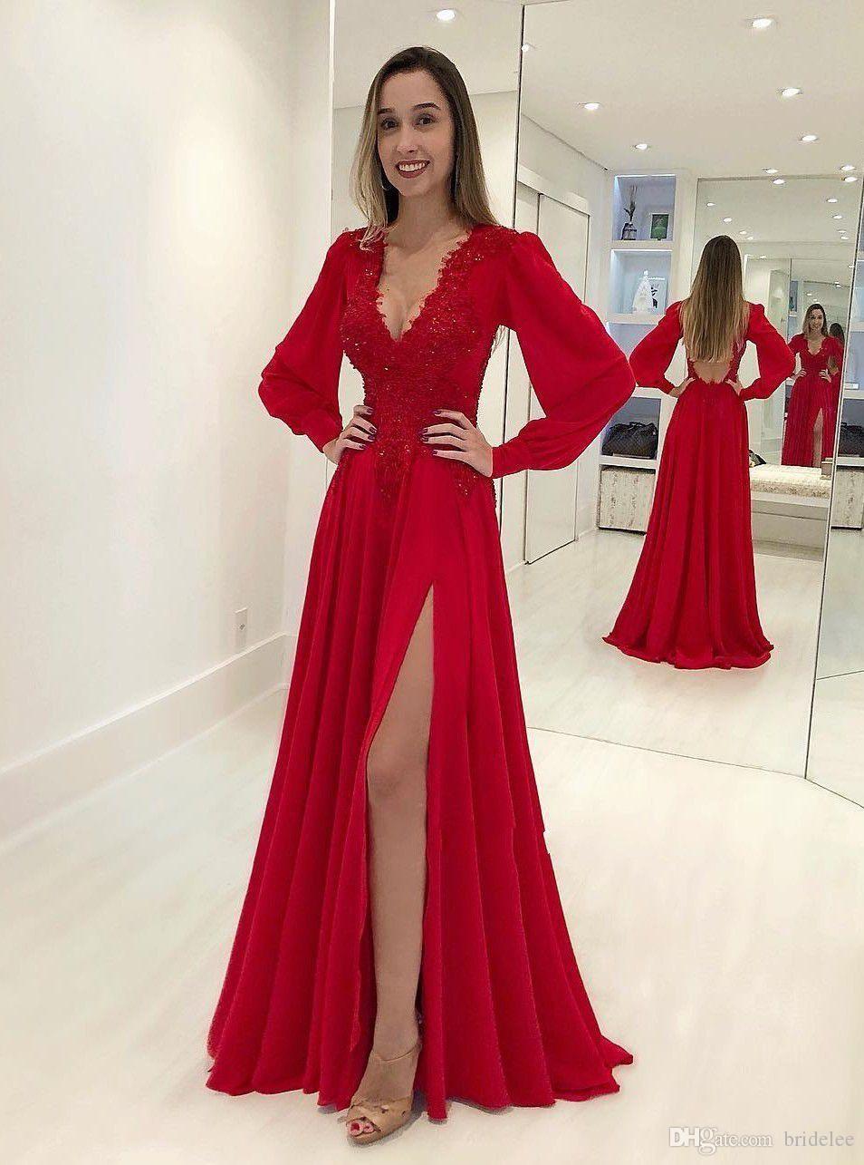 Abend Schön Abendmode Rot für 201915 Genial Abendmode Rot Design