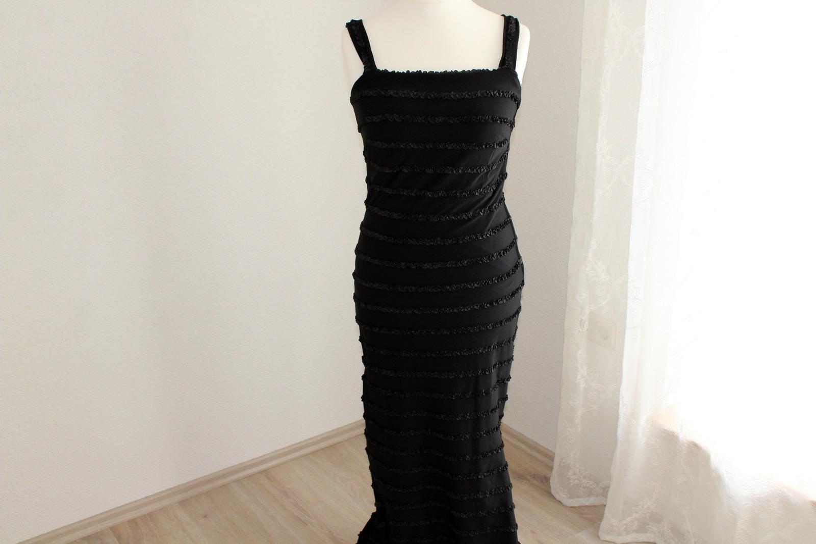 10 Schön Langes Schwarzes Abendkleid für 201917 Fantastisch Langes Schwarzes Abendkleid Stylish