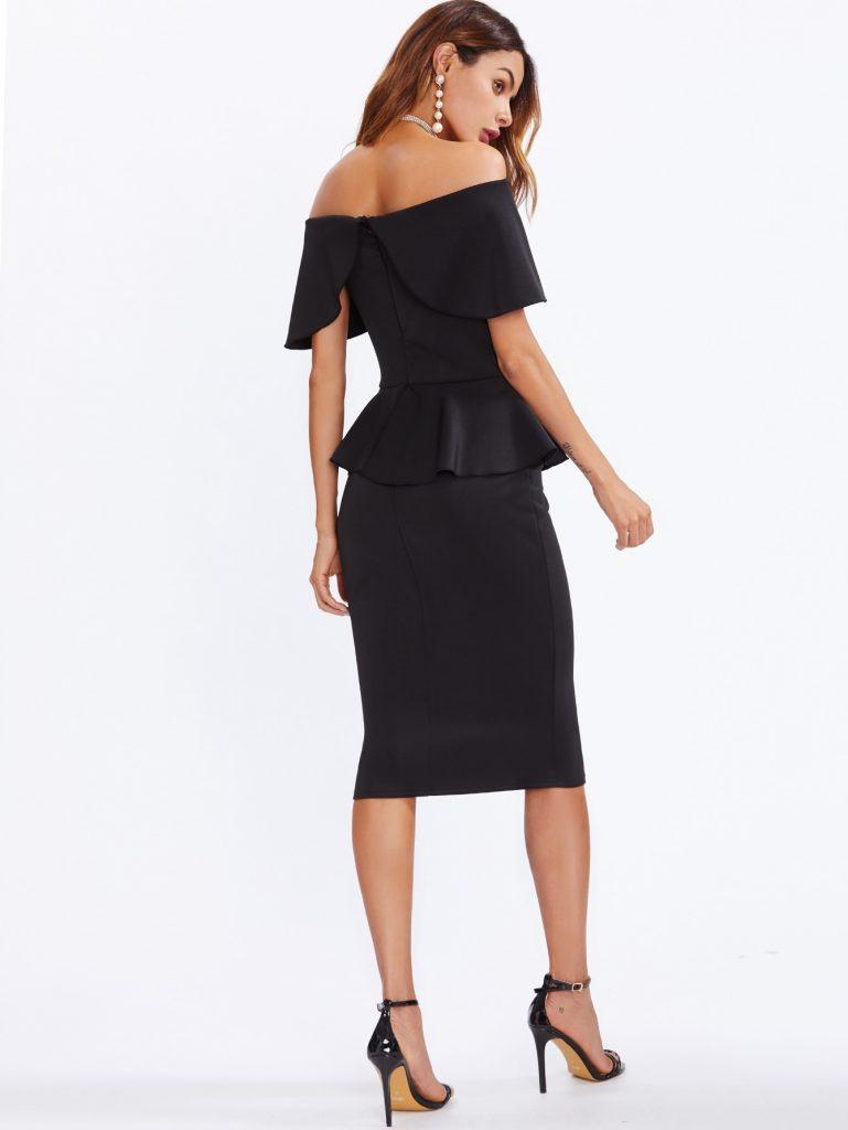 Formal Elegant Kleid Elegant Knielang StylishAbend Einfach Kleid Elegant Knielang Boutique