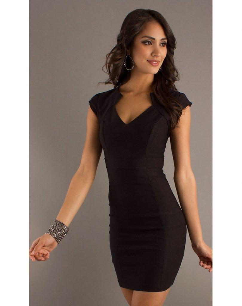 17 Top Kleines Schwarzes Kleid Cocktailkleid Abend Bester Preis20 Schön Kleines Schwarzes Kleid Cocktailkleid Abend Ärmel