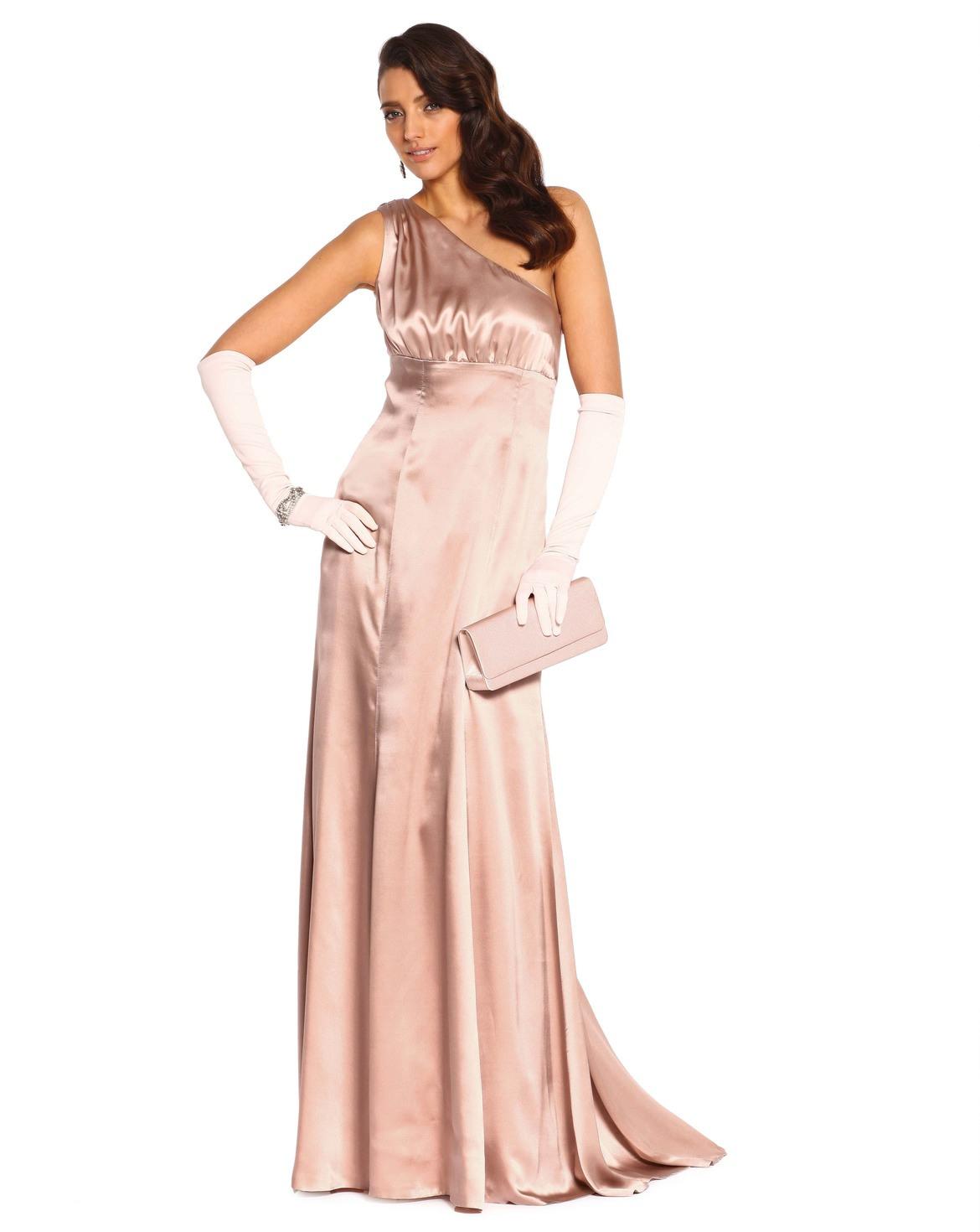 Einfach Abendkleider Schnittmuster DesignFormal Spektakulär Abendkleider Schnittmuster Ärmel