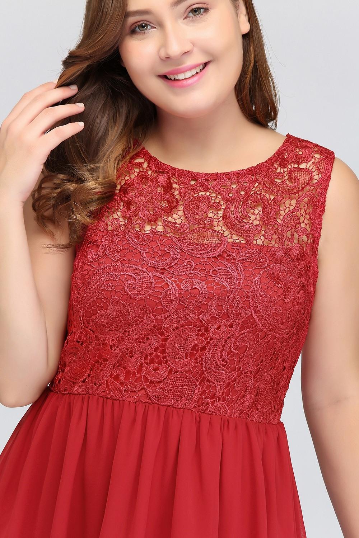 Designer Luxus Rote Kleider Knielang Ärmel20 Ausgezeichnet Rote Kleider Knielang für 2019