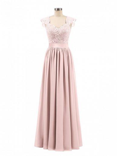 13-fantastisch-kleid-spitze-rosa-stylish