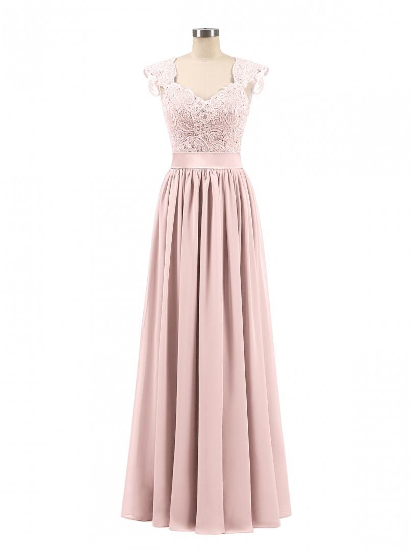 Designer Perfekt Kleid Spitze Rosa für 2019Formal Schön Kleid Spitze Rosa Design