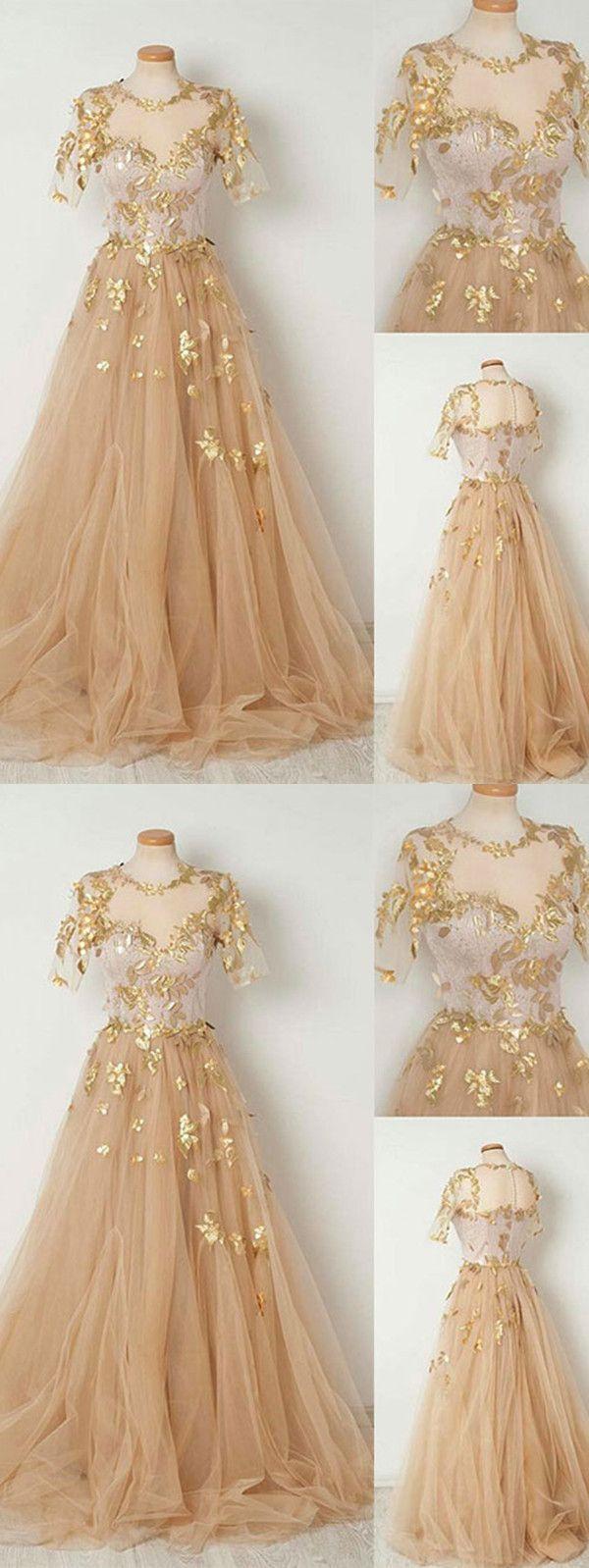 15 Spektakulär Abendkleider Gold Galerie Schön Abendkleider Gold Design