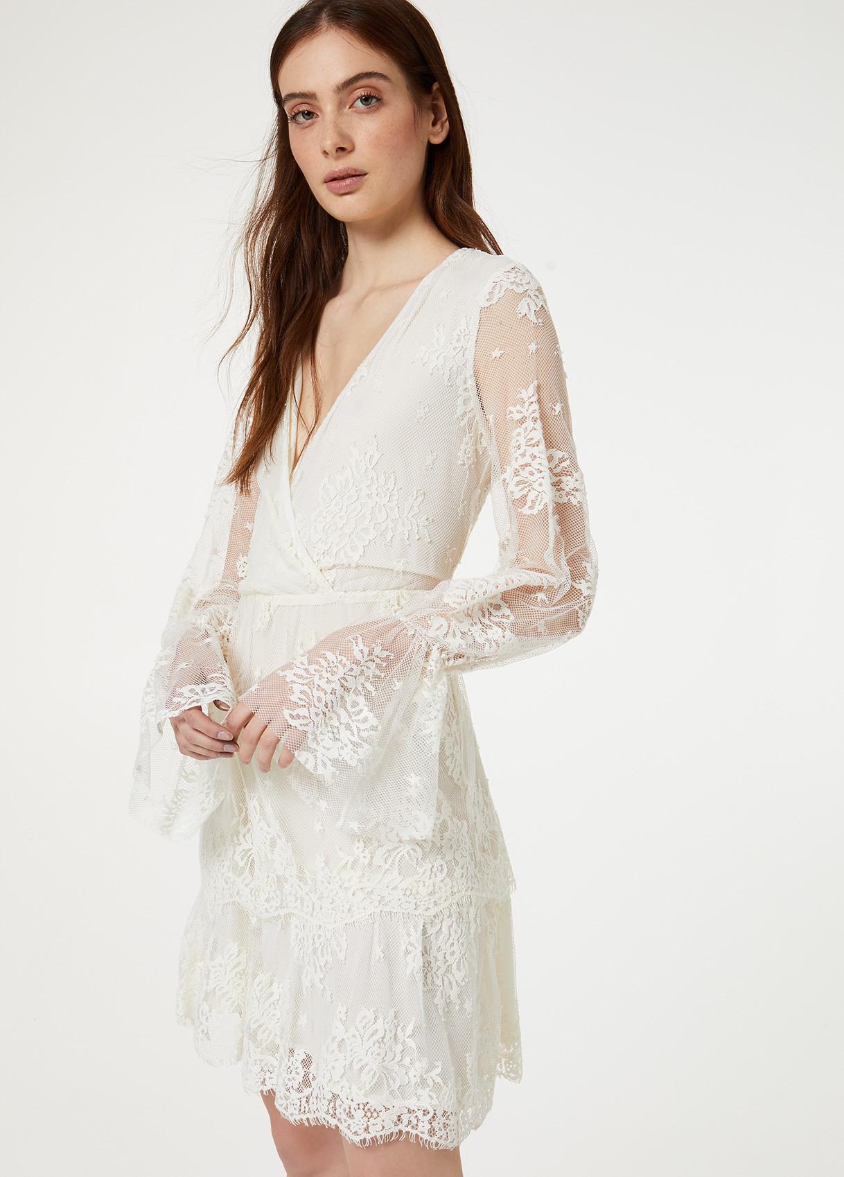 Designer Fantastisch Kleid Mit Spitze für 201910 Elegant Kleid Mit Spitze Stylish