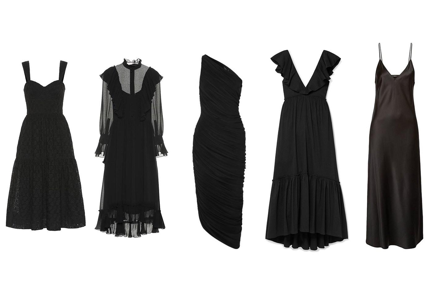 19 Schön Kleines Schwarzes Kleid Cocktailkleid Abend Design