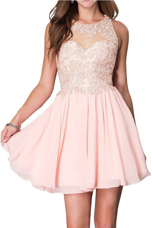 17 schön rosa kleid kurz boutique - abendkleid