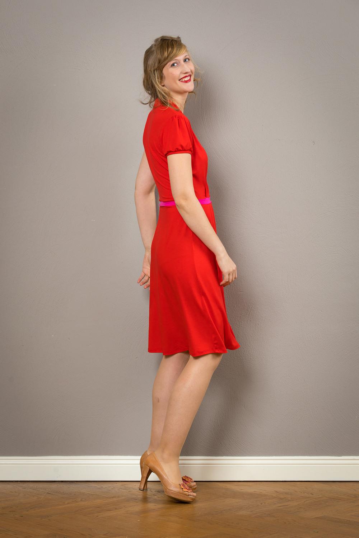 10 Luxus Sommerkleid Rot Bester Preis Top Sommerkleid Rot für 2019