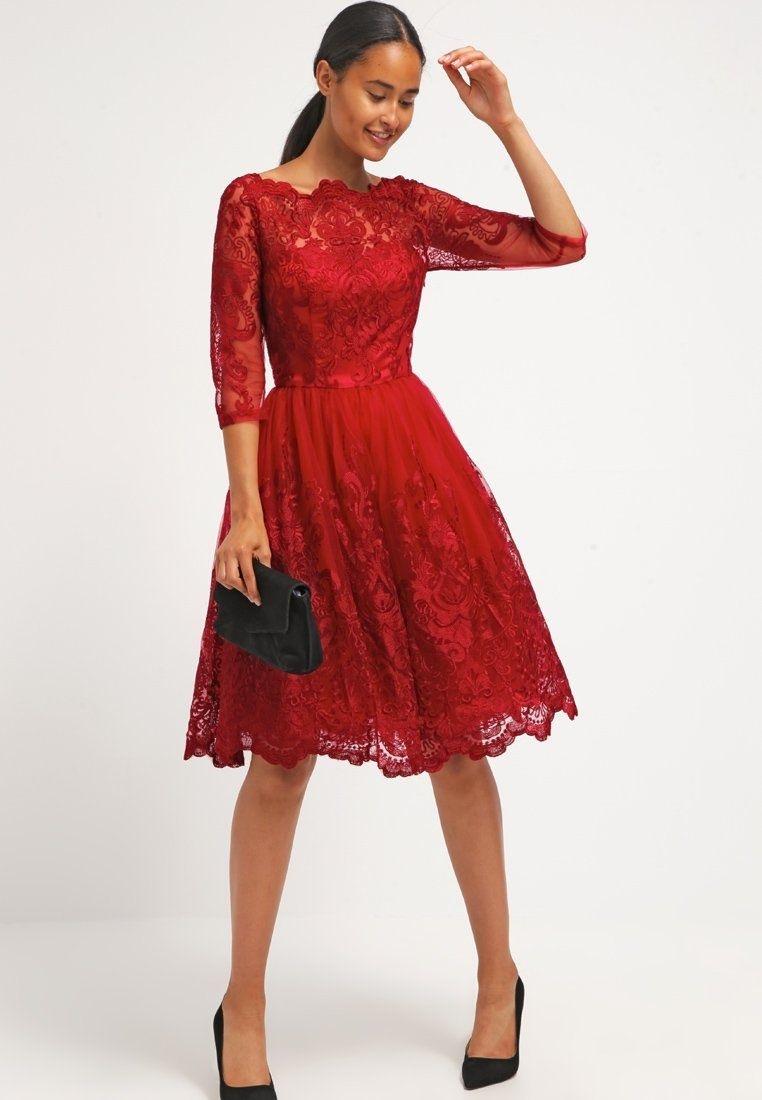 Designer Perfekt Sommerkleid Rot Stylish20 Schön Sommerkleid Rot Boutique