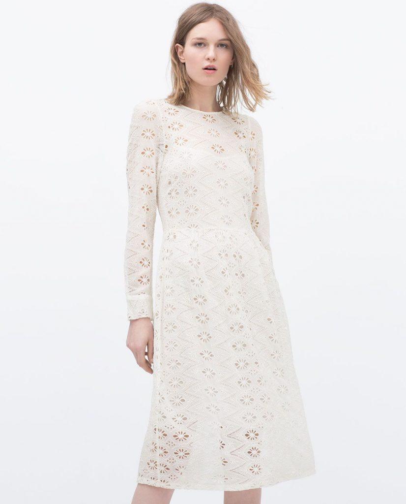 17 Schön Zara Kleider Abend für 2019 - Abendkleid