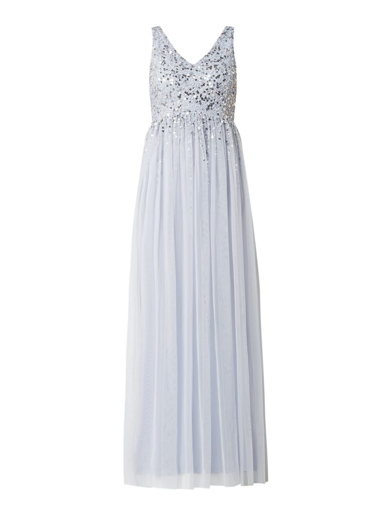 17 Spektakulär Abendkleid Hellblau Galerie - Abendkleid