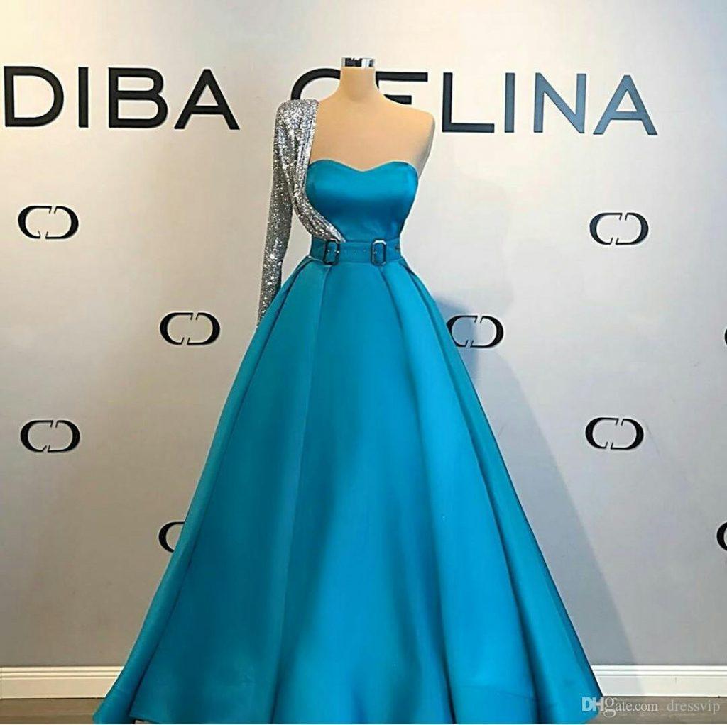 16 Spektakulär Blau Abendkleid für 16 - Abendkleid