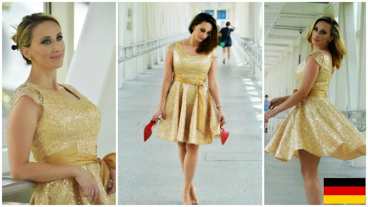 Formal Einzigartig Abendkleid Selber Nähen DesignAbend Kreativ Abendkleid Selber Nähen Design