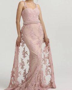 Formal Elegant Abendkleider Lang Rosa Stylish17 Luxus Abendkleider Lang Rosa Spezialgebiet