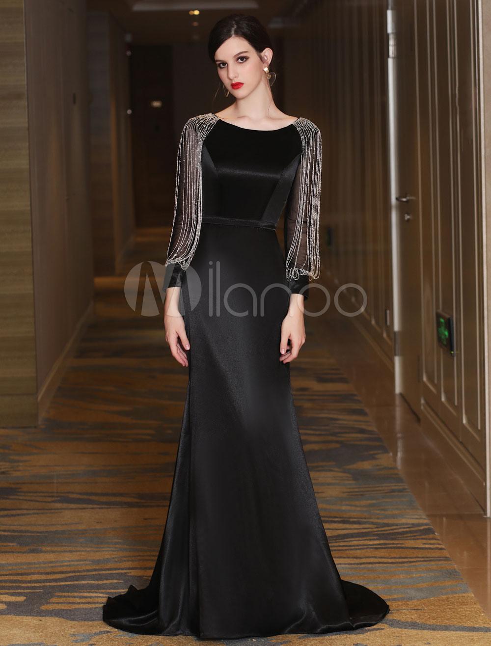 20 Genial Abendkleid Lang Mit Ärmel Galerie Coolste Abendkleid Lang Mit Ärmel Stylish