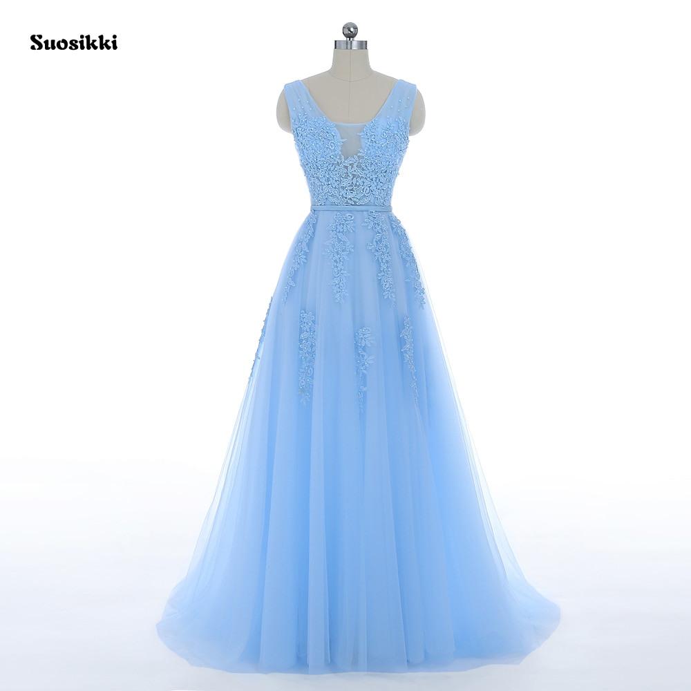 Designer Ausgezeichnet Hellblaues Abendkleid Lang Vertrieb20 Großartig Hellblaues Abendkleid Lang für 2019