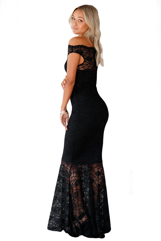 17 Schön Abendkleid Carmen Ausschnitt BoutiqueAbend Cool Abendkleid Carmen Ausschnitt Ärmel
