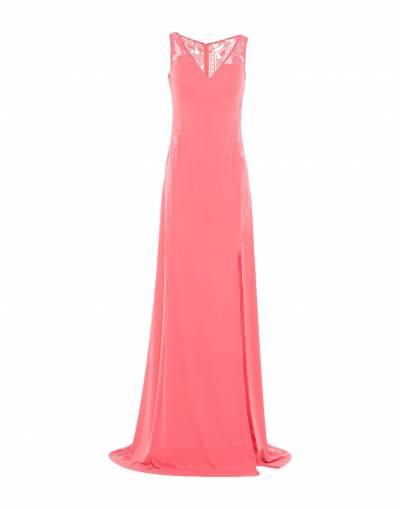 20 Ausgezeichnet Langes Kleid Koralle Ärmel13 Schön Langes Kleid Koralle Bester Preis