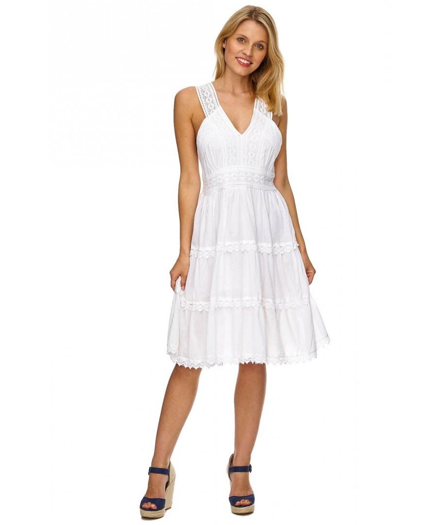 10 Luxurius Sommerkleid Weiß Stylish10 Schön Sommerkleid Weiß für 2019