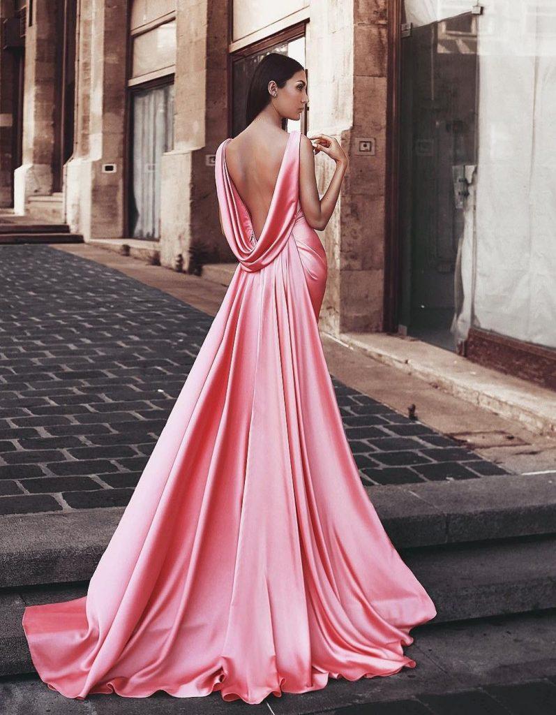 20 Elegant Abendkleider Lang Rosa Bester Preis - Abendkleid