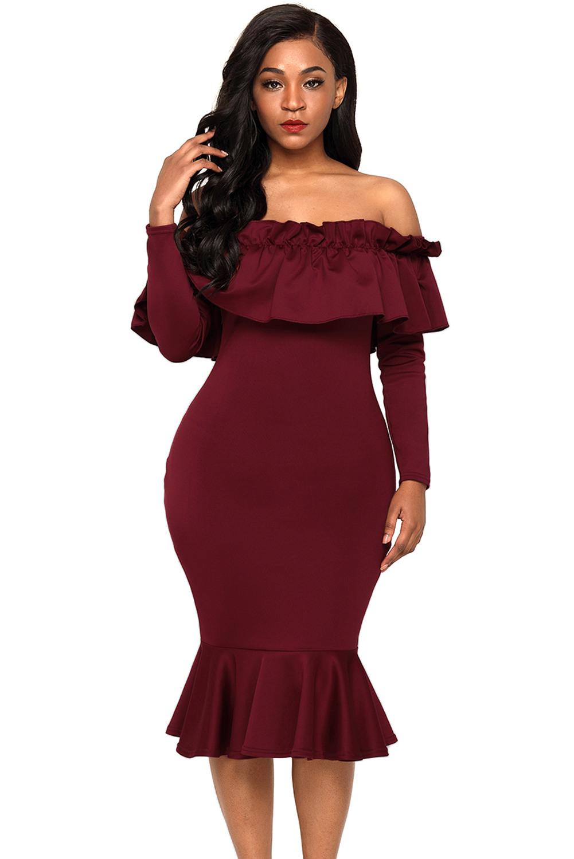 Perfekt Abendkleid Carmen Ausschnitt BoutiqueAbend Cool Abendkleid Carmen Ausschnitt Design