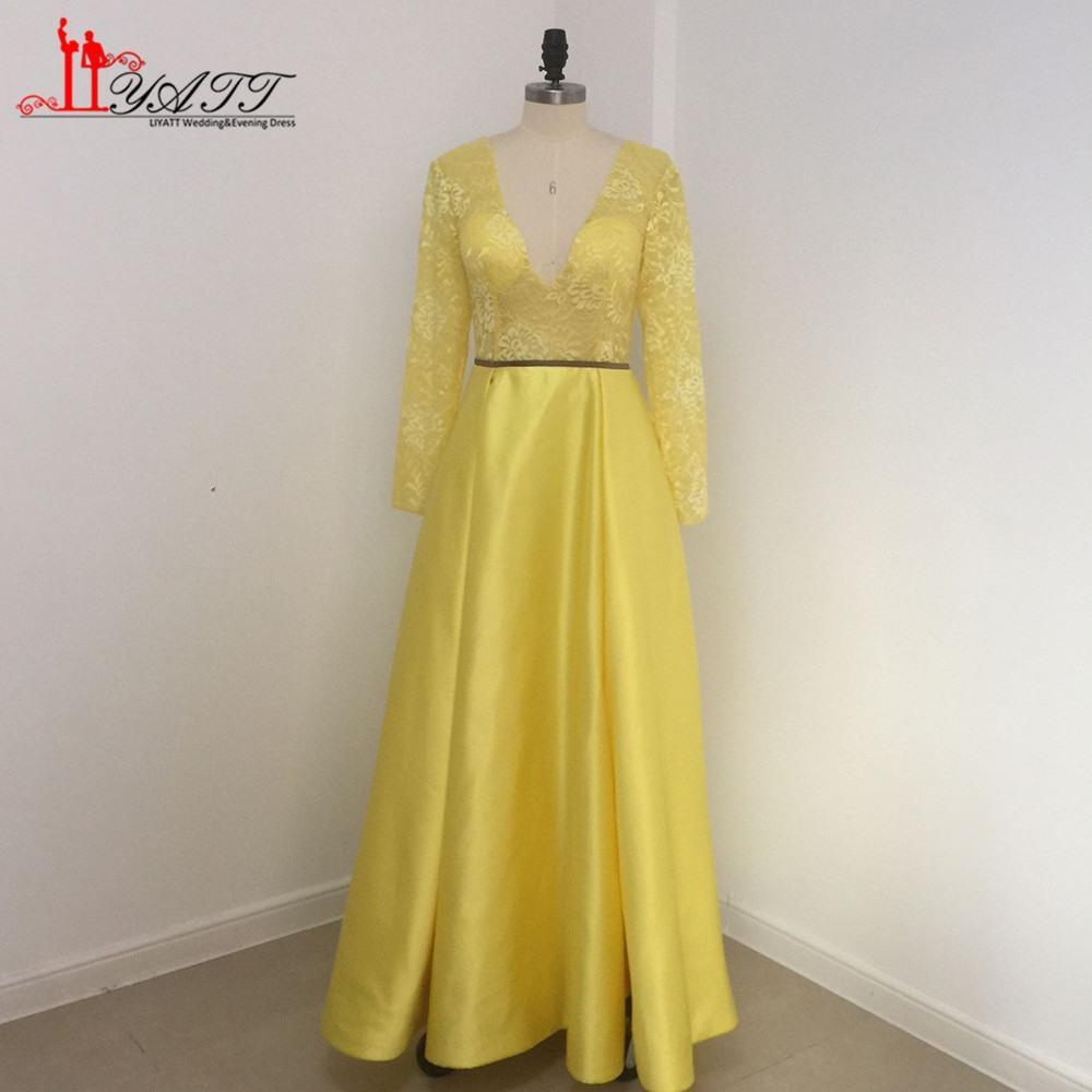 15 Schön Gelbe Abend Kleider Stylish15 Spektakulär Gelbe Abend Kleider Design