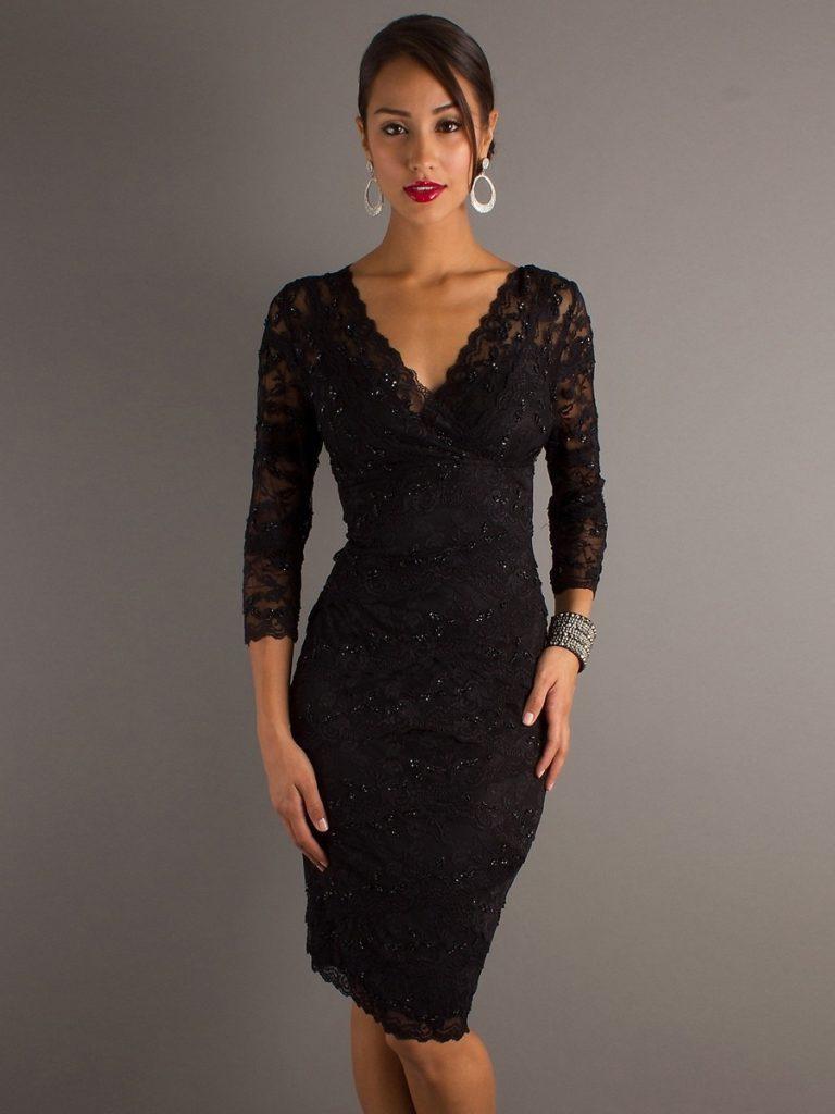 13 Coolste Kleid Elegant Knielang Ärmel15 Erstaunlich Kleid Elegant Knielang Design