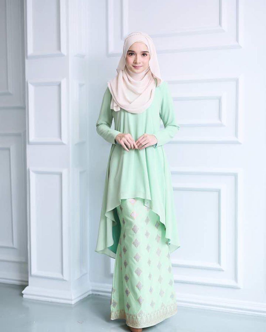 10 Top Abend Dress Muslimah Design15 Schön Abend Dress Muslimah für 2019