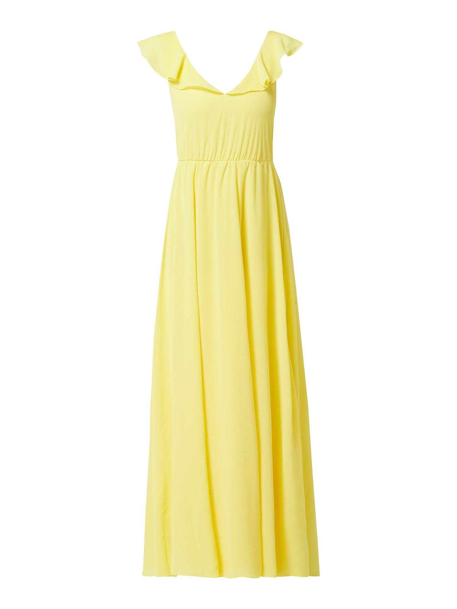 10 Einzigartig Abendkleid Gelb SpezialgebietFormal Luxus Abendkleid Gelb Ärmel