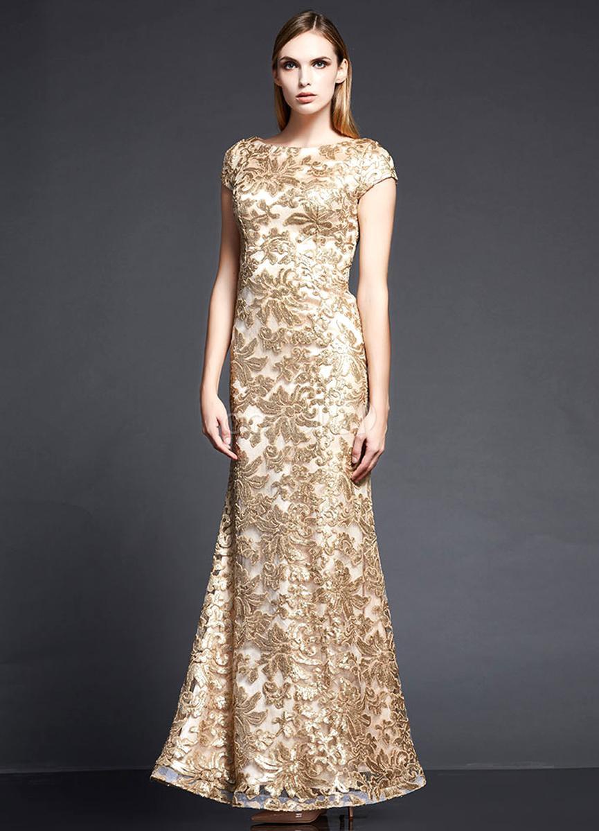 Formal Schön Abendkleider Ebay Stylish - Abendkleid