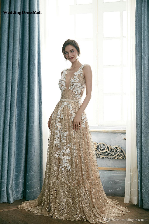 20 Leicht Abendkleider Gold VertriebDesigner Kreativ Abendkleider Gold für 2019