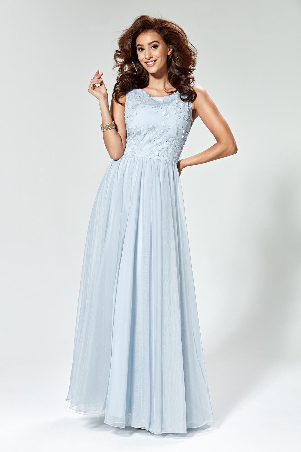 Formal Erstaunlich Hellblaues Abendkleid Lang Vertrieb10 Einzigartig Hellblaues Abendkleid Lang Design