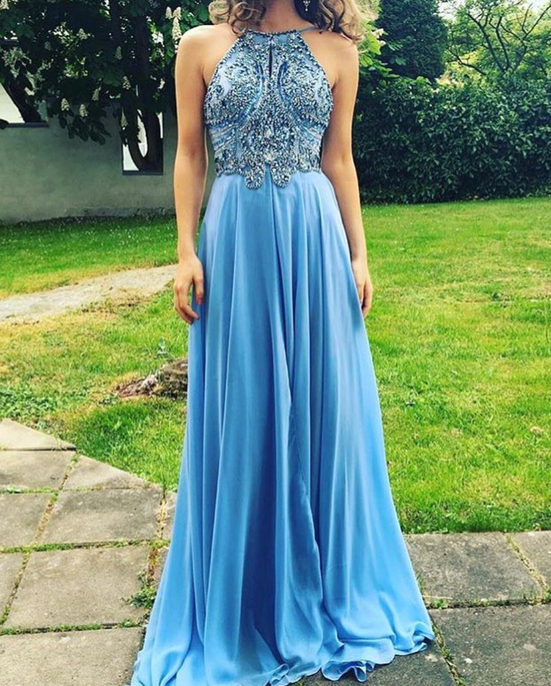 Schön Blaues Abendkleid Lang GalerieAbend Erstaunlich Blaues Abendkleid Lang Vertrieb