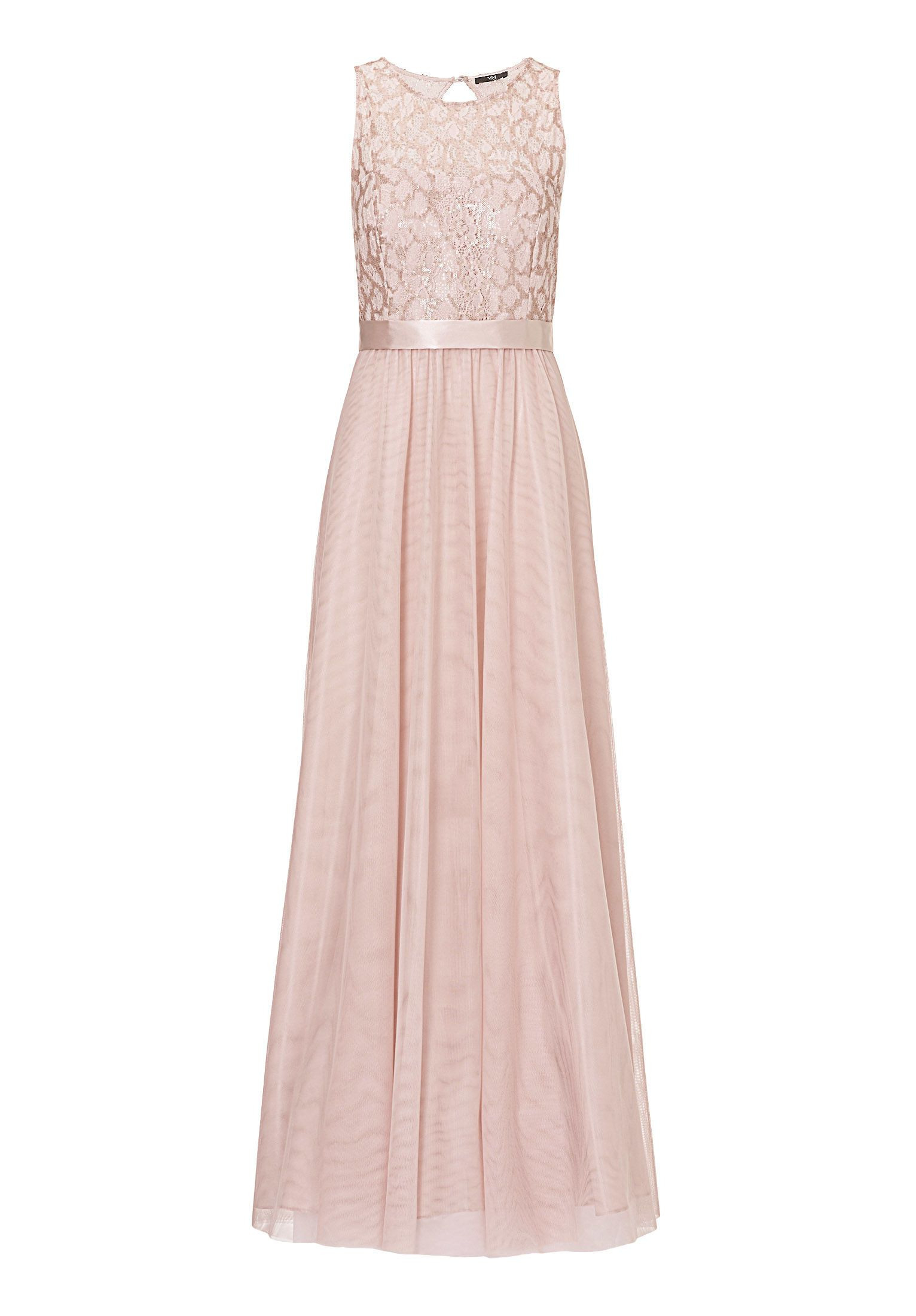 Einzigartig Vera Mont Abendkleid Rosa Vertrieb - Abendkleid