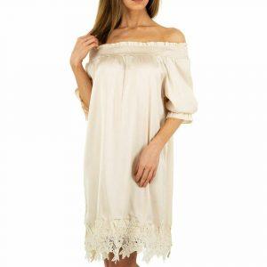 Formal Schön Weißes Kleid Größe 50 für 201917 Erstaunlich Weißes Kleid Größe 50 Ärmel