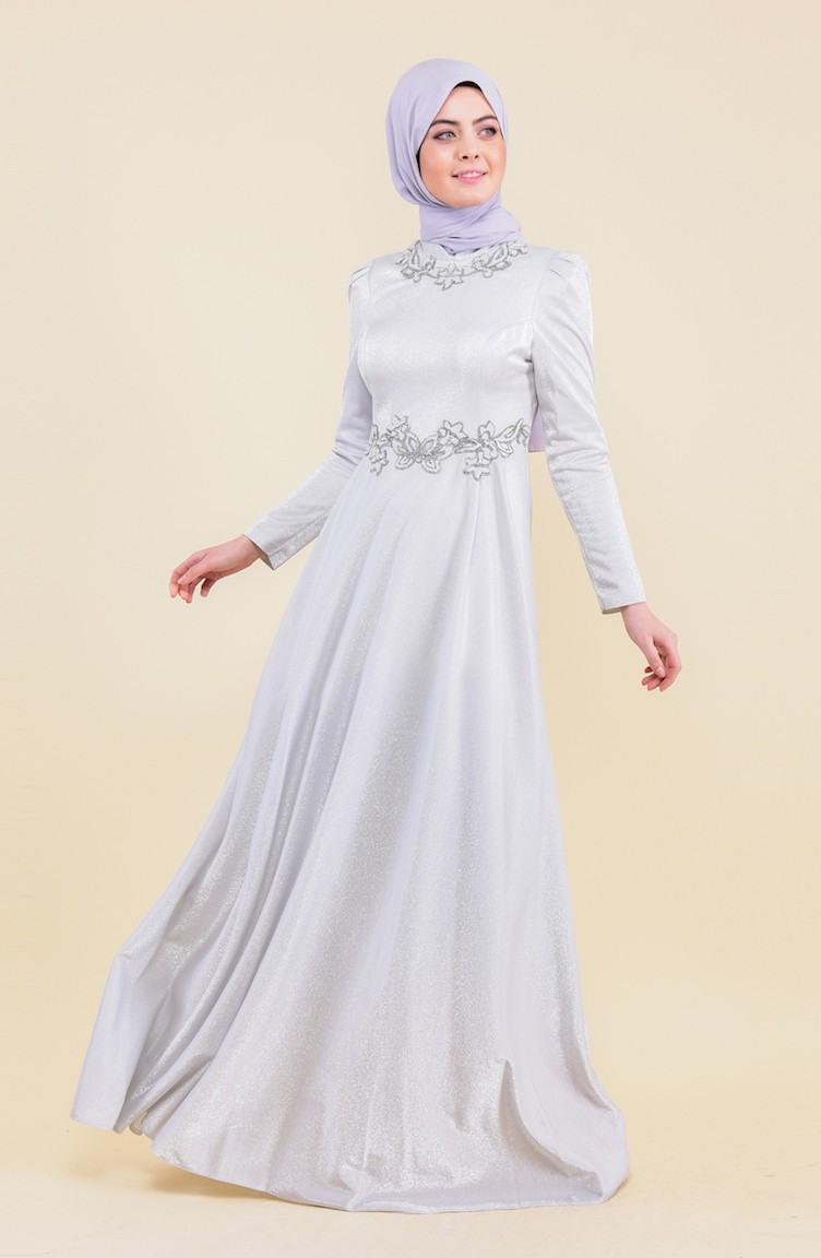 13 Schön Abendkleid Grau für 2019Formal Erstaunlich Abendkleid Grau Design