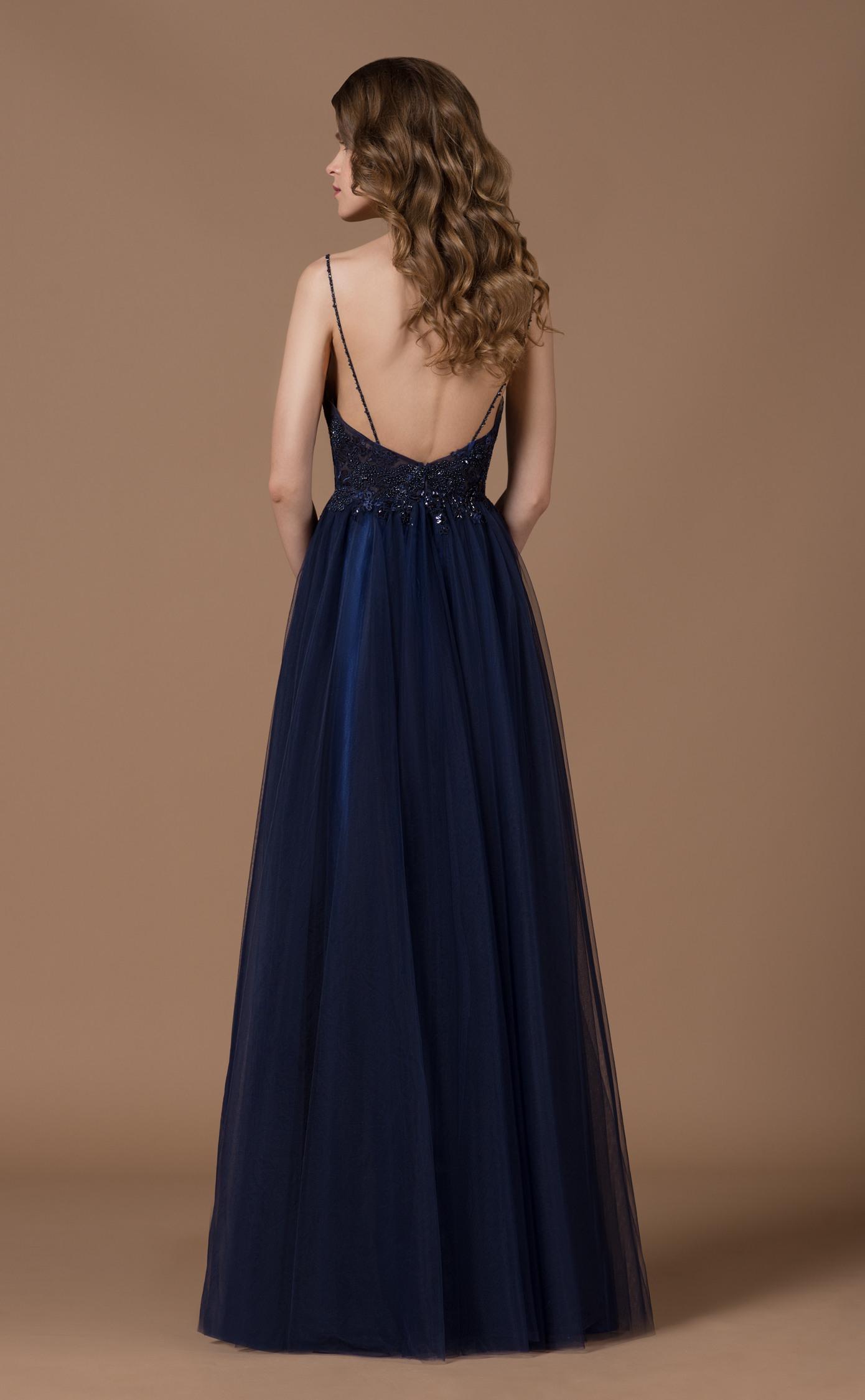 Kreativ Abend Kleid Dunkel Blau Stylish20 Genial Abend Kleid Dunkel Blau Ärmel