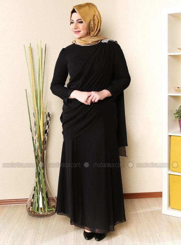 Abend Elegant Abendkleid Große Größen Spezialgebiet ...