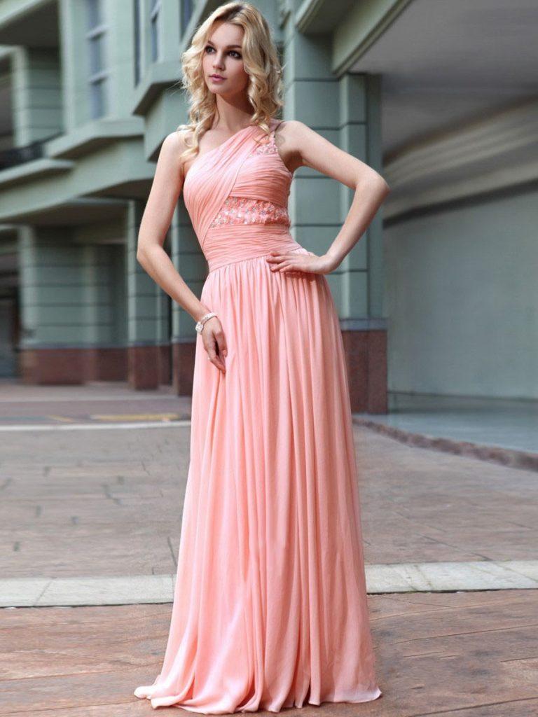 Abend Elegant Abendkleider Günstig Ärmel - Abendkleid