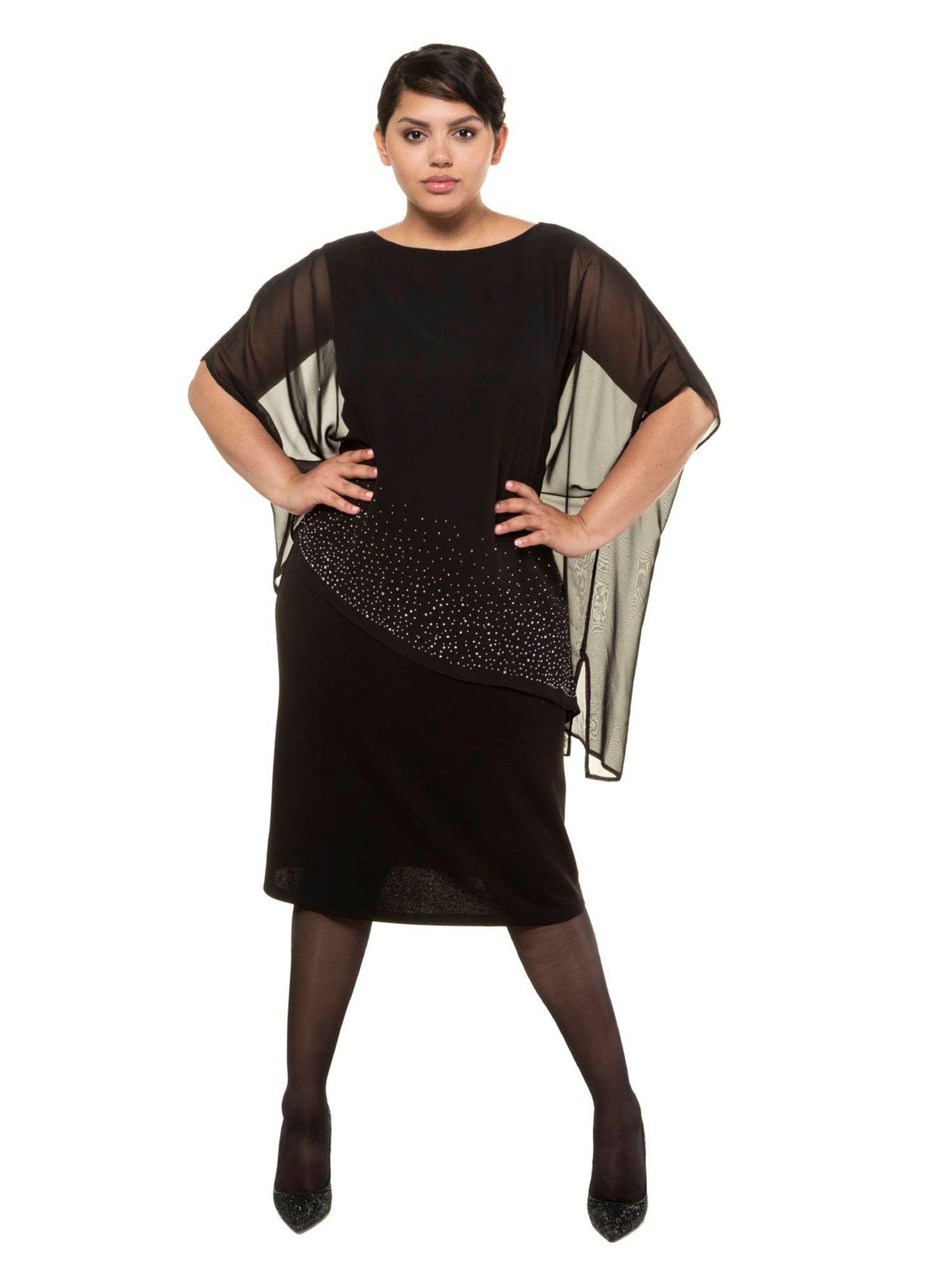 Designer Fantastisch Abendkleid Ulla Popken SpezialgebietAbend Coolste Abendkleid Ulla Popken Ärmel